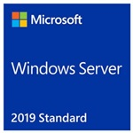 Microsoft Windows Server 2019 Standard 64-bit 16 Core HUN DVD Oem