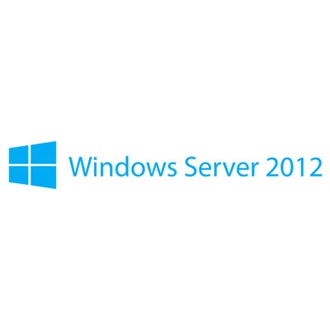 MICROSOFT Windows Server 2012 Standard 64bit 2CPU Angol PC DVD OEM