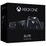 Microsoft Xbox One 1000GB fekete + Elite