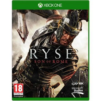 Microsoft Xbox One 500GB fekete + Ryse: Son of Rome