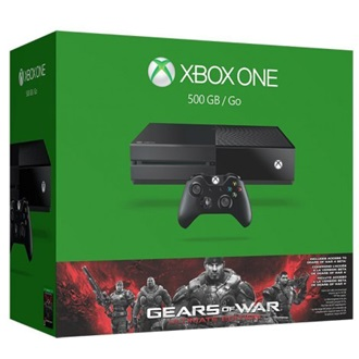 Microsoft Xbox One 500 GB Gears of War: Ultimate Edition csomag