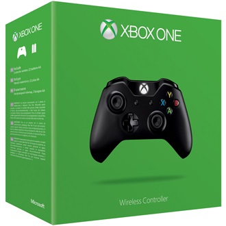 Microsoft Xbox One Wireless Controller fekete