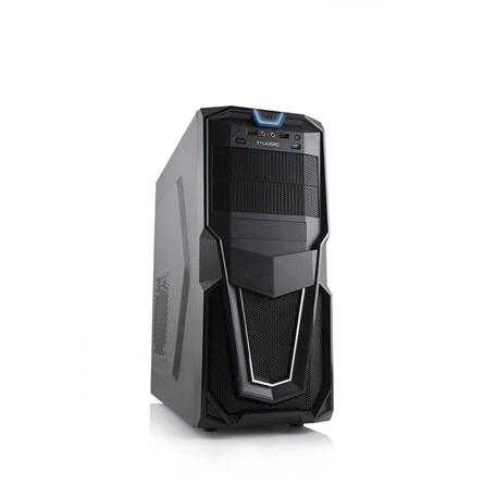Modecom Logic B26 USB 3.0 (táp nélküli) ATX ház fekete