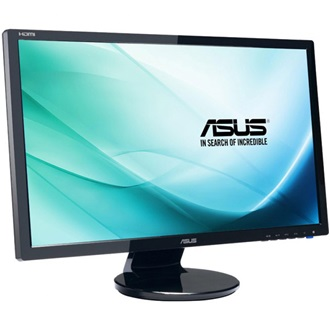 "Asus VE248HR 24"" TN LED monitor fekete"