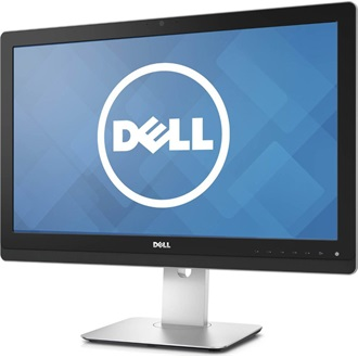"Dell UltraSharp UZ2315H 23"" IPS LED monitor fekete-ezüst"