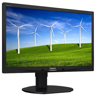 "Monitor Philips 231B4QPYCB 23"" LED FHD, D-Sub, DVI-D, DP, VESA"