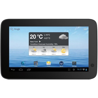 NAVON Tablet Raptor 3G tablet, fekete (Android)