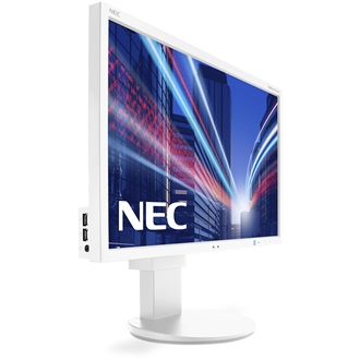 NEC E224WI LED 54.6CM 21,5IN AN/DIG 1920X1080 1000:1 250CD/QM WHITE