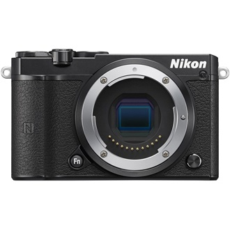 NIKON 1 J5 Fekete + 10-100mm VR Kit