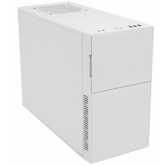 Nanoxia DeepSilence 4 White, Mini Tower