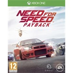 Need For Speed Payback Xbox One játékszoftver