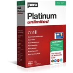 Nero 2020 Platinum Unlimited HUN ML dobozos szoftver