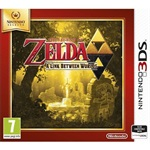 Nintendo 3DS The Legend of Zelda: A Link Between W. Select játékszoftver