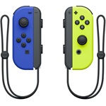 Nintendo Nintendo Switch Joy-Con pár Bluetooth gamepad játékvezérlő kék-sárga (Blue / Neon Yellow)