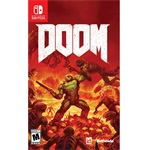 Nintendo SWITCH DOOM game játékszoftver