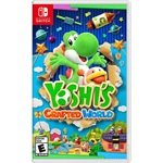 Nintendo SWITCH Yoshis Crafted World szoftver játékszoftver