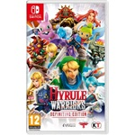 Nintendo Switch Hyrule Warriors Definitive Edition játékszoftver