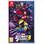 Nintendo Switch Marvel Ultimate Aliance 3: The Black Order játékszoftver