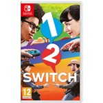 Nintendo Switch Video Game - 1-2 Switch játékszoftver