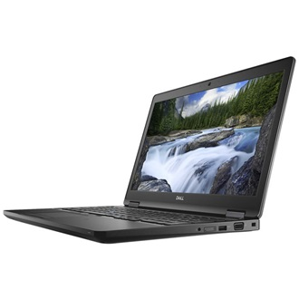 Dell Latitude 5590 notebook fekete