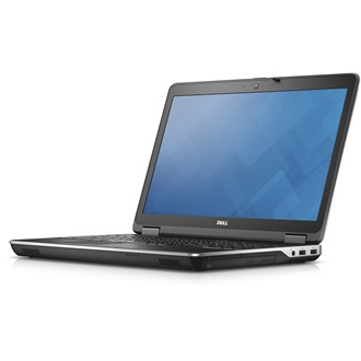 "Notebook DELL Latitude E6540 Core i7 4610M (3-3.7GHz), AMD HD8790M 2GB, 2x4GB,  256GB SSD, Win7Pro, DVD+/-RW, 15.6"", 192"