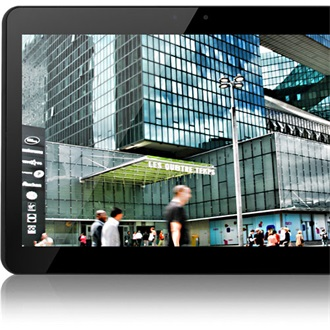 "Overmax Solution10II 10.1"" 16GB tablet fekete"
