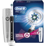 Oral-B Pro 2500 Cross Action elektromos fogkefe (+ úti tok)