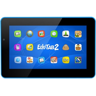 "Overmax EduTAB2 + 7"" 8GB tablet kék"