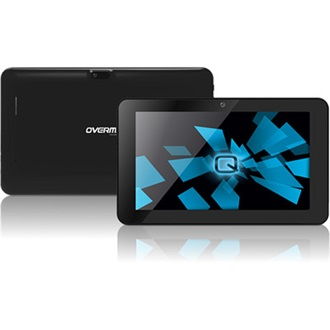 "Overmax Quattor7 7"" 8GB tablet fekete"