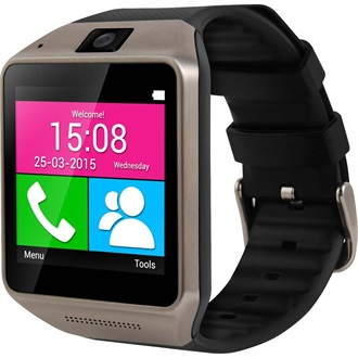 Overmax Touch SmartWatch fekete