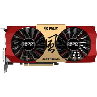 Palit Geforce GTX760 JetStream 4GB GDDR5 256bit PCI-E x16