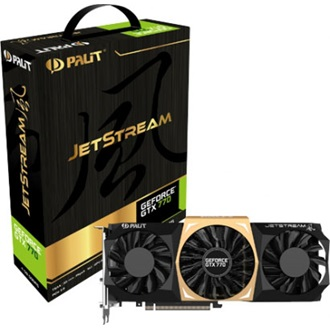 Palit Geforce GTX770 JetStream 4GB GDDR5 256bit PCI-E x16