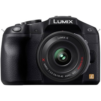 PANASONIC DMC-G6X + 14-42mm POWER O.I.S.
