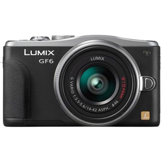 PANASONIC DMC-GF6KEG9K