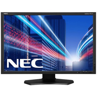 "NEC Multisync PA242W 24"" IPS LED monitor fekete"