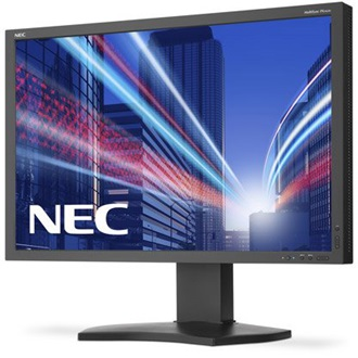"NEC MultiSync PA302W 30"" LED monitor fekete"