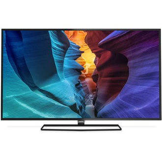 "PHILIPS 4K UHD Smart LED TV 55PUH6400/88, 55"" (140 cm), 3840x2160, 700 Hz, Android 5.0, 4xHDMI/3xUSB/Wifi/Scart, Smart S"