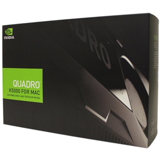 PNY QUADRO K5000 MAC 4GB GDDR5 PCI-E X16 2X DVI 2X DP
