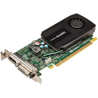 PNY Quadro K600 1GB GDDR3 128bit low profile PCI-E x16