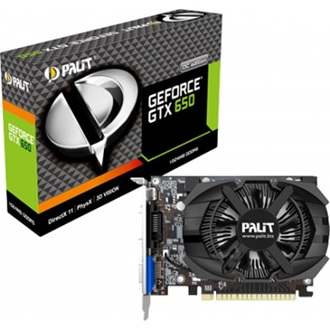 PALIT Geforce GTX650 1GB GDDR5 128bit PCI-E x16