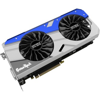 Palit GeForce GTX 1070 GameRock + G-Panel 8GB GDDR5 256bit grafikus kártya