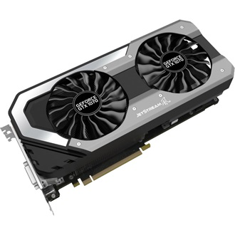 Palit GeForce GTX 1070 Super JetStream 8GB GDDR5 256bit grafikus kártya