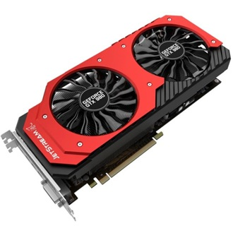 Palit GeForce GTX 980 Super JetStream 4GB GDDR5 256bit grafikus kártya