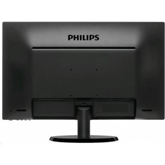 "Philips 223V5LHSB 21.5"" LED monitor fekete"