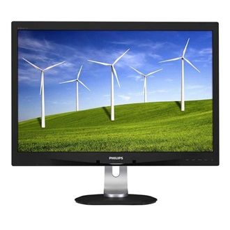 "Philips 240B4QPYEB 24"" wide LED FHD, 5ms, D-Sub, DVI-D, DP, VESA"