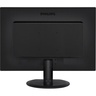 "Philips 240S4LPSB 24"" LED monitor fekete"