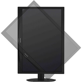 "Philips 240S4QMB 24"" LED monitor"