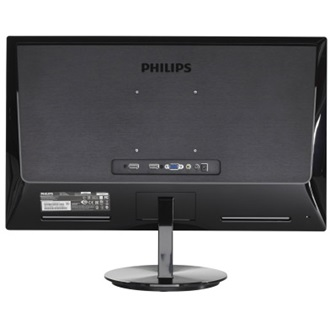 "Philips 244E5QHAD/00 23.8""; AH-IPS, LED, FHD, HDMI/MHL, black cherry"