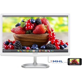 "Philips 276E6ADSS/00 27"" IPS LED monitor fehér"