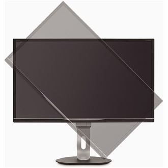 "Philips BDM3270QP 32"" AMVA LED monitor fekete"